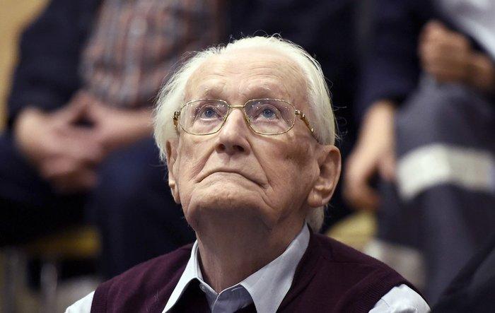 Ο 96χρονος λογιστής του Αουσβιτς οδηγείται στη φυλακή