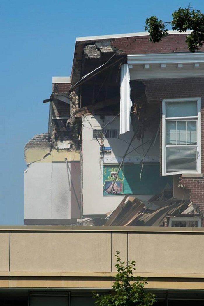 Έκρηξη «ισοπέδωσε» σχολείο στη Μινεάπολη των ΗΠΑ- Δύο νεκροί - εικόνα 3