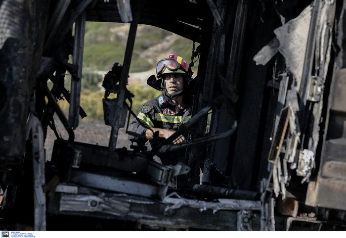 Υπό έλεγχο η φωτιά στη Λέσβο - Κάηκαν σπίτια στο Λαγονήσι - εικόνα 5