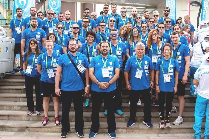 Ομιλος ΕΛ.ΠΕ: Στήριξε την επιτυχημένη αποστολή στους Ολυμπιακούς Κωφών