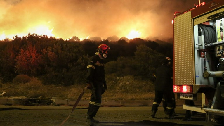 05eed0a892 Συναγερμός στην Πυροσβεστική - 49 φωτιές σε 24 ώρες