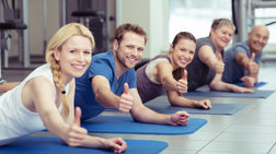 Ποια άσκηση πρέπει να διαλέξετε ανάλογα με την ηλικία σας