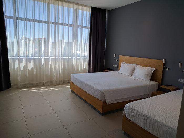 Ένα ξενοδοχείο μέσα στον σταθμό ΚΤΕΛ της Θεσσαλονίκης [εικόνες]
