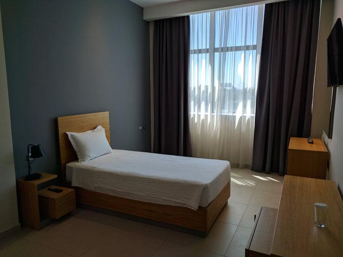 Ένα ξενοδοχείο μέσα στον σταθμό ΚΤΕΛ της Θεσσαλονίκης [εικόνες] - εικόνα 3