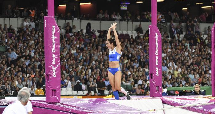 Με ένα άλμα η Κατερίνα Στεφανίδη πάει στον τελικό - εικόνα 5