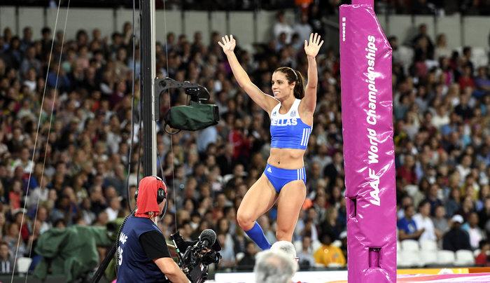 Με ένα άλμα η Κατερίνα Στεφανίδη πάει στον τελικό - εικόνα 7