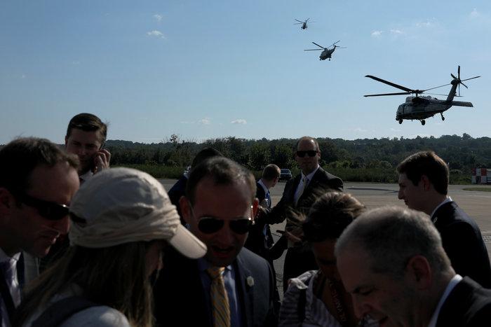 Οι διακοπές του Τραμπ με την Μελάνια και την Ιβάνκα [ΕΙΚΟΝΕΣ] - εικόνα 2
