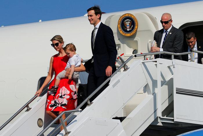 Οι διακοπές του Τραμπ με την Μελάνια και την Ιβάνκα [ΕΙΚΟΝΕΣ] - εικόνα 9
