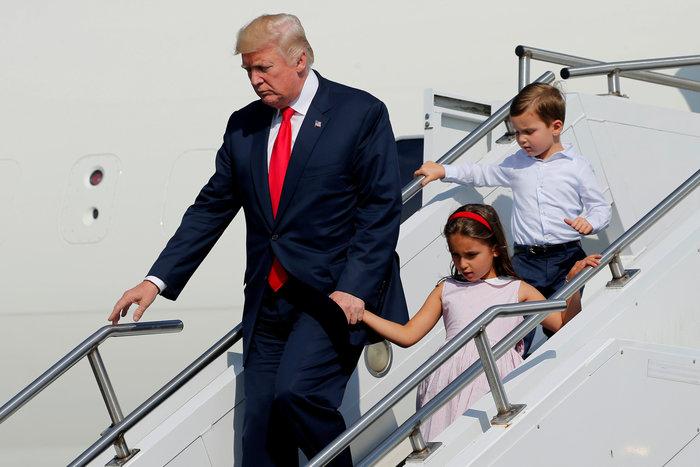 Οι διακοπές του Τραμπ με την Μελάνια και την Ιβάνκα [ΕΙΚΟΝΕΣ] - εικόνα 10