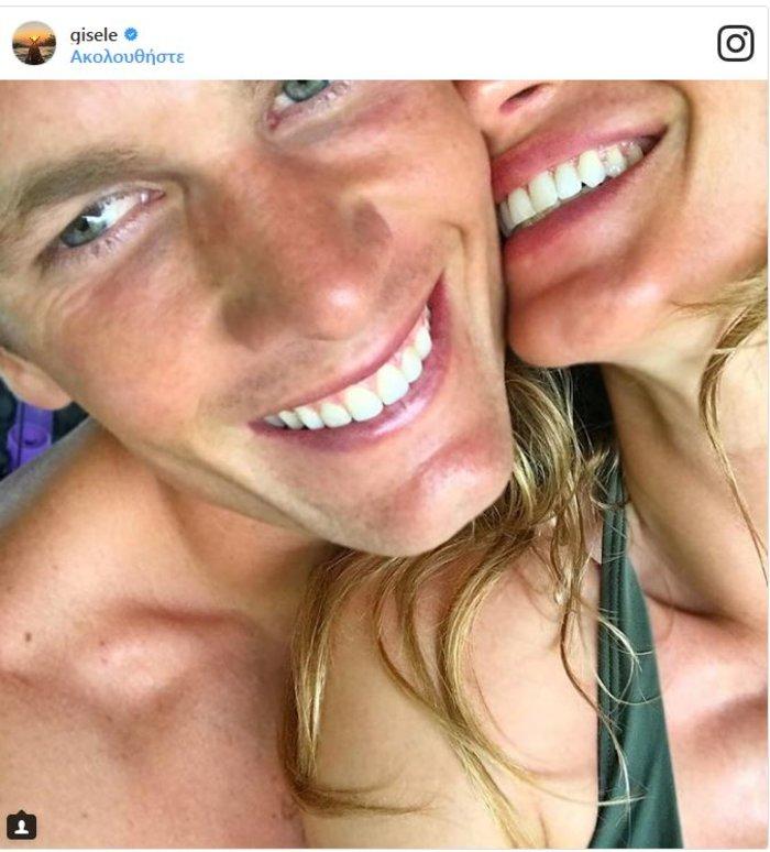 Το απίστευτο μήνυμα της Ζιζέλ στο σύζυγό της μέσω Instagram