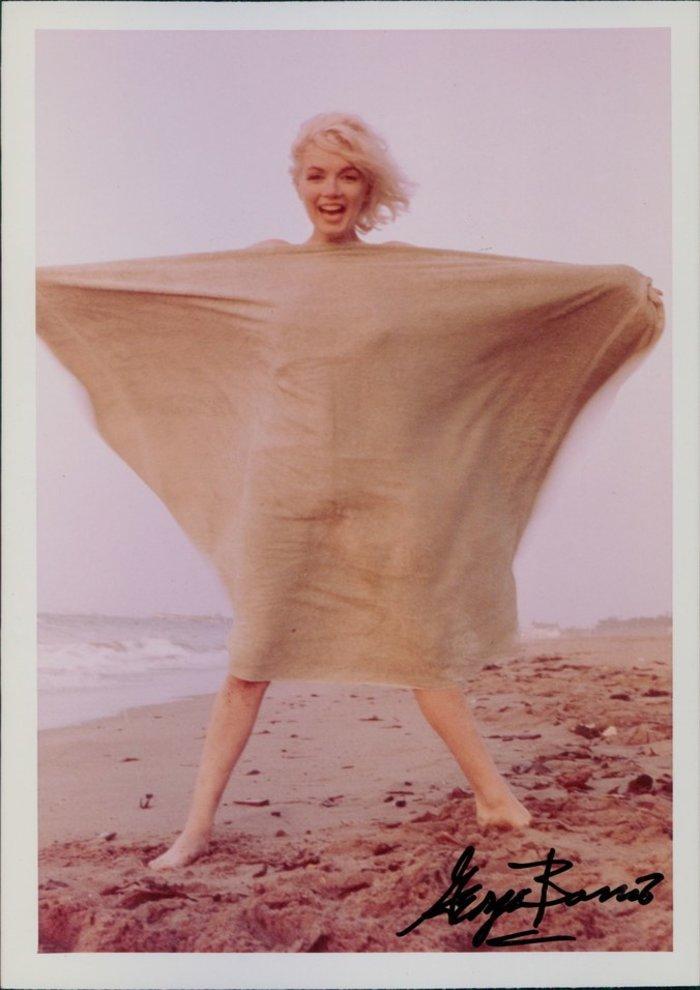 Στο σφυρί η σειρά των τελευταίων επαγγελματικών φωτογραφιών της Μέριλν - εικόνα 4