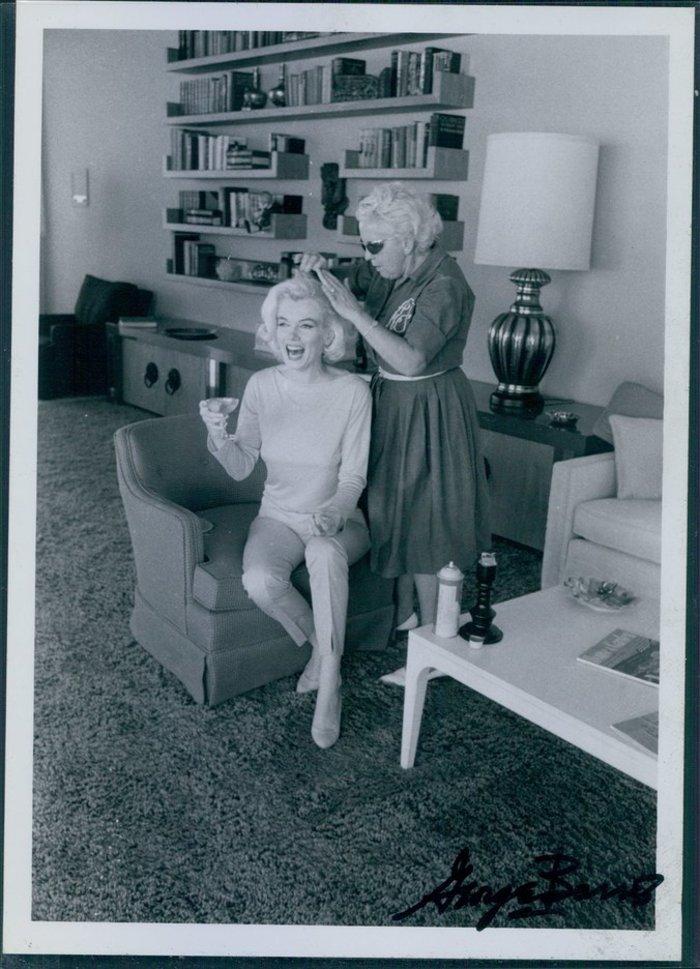 Στο σφυρί η σειρά των τελευταίων επαγγελματικών φωτογραφιών της Μέριλν - εικόνα 7