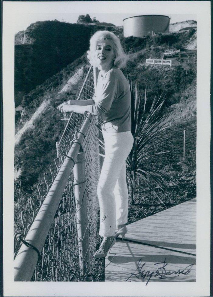 Στο σφυρί η σειρά των τελευταίων επαγγελματικών φωτογραφιών της Μέριλν - εικόνα 8