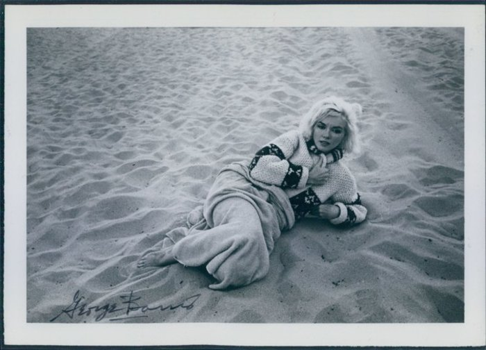 Στο σφυρί η σειρά των τελευταίων επαγγελματικών φωτογραφιών της Μέριλν - εικόνα 9