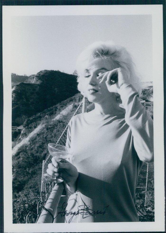 Στο σφυρί η σειρά των τελευταίων επαγγελματικών φωτογραφιών της Μέριλν - εικόνα 14