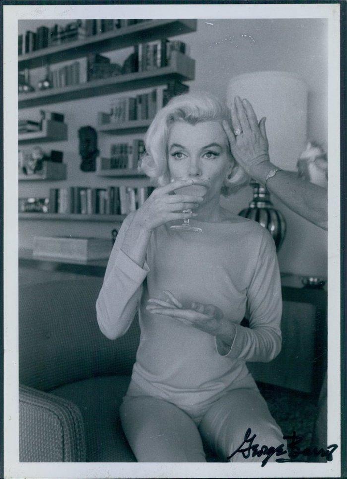 Στο σφυρί η σειρά των τελευταίων επαγγελματικών φωτογραφιών της Μέριλν - εικόνα 17