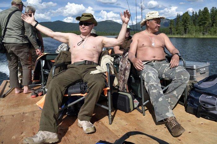 Διακοπές ... Survivor στη Σιβηρία για τον Πούτιν - εικόνα 2
