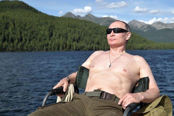 Διακοπές ... Survivor στη Σιβηρία για τον Πούτιν - εικόνα 3