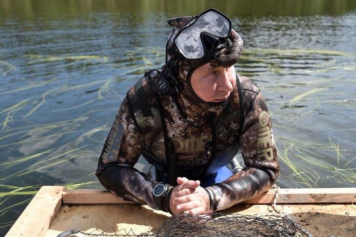 Διακοπές ... Survivor στη Σιβηρία για τον Πούτιν - εικόνα 5