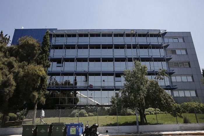 Επίθεση του Ρουβίκωνα με μπογιές στα γραφεία της Siemens ΦΩΤΟ - εικόνα 2
