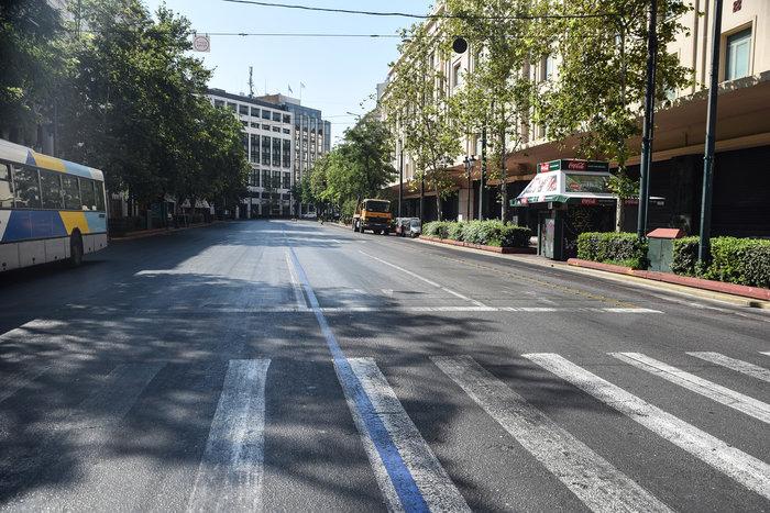 «Βόλτα» στην άδεια Αθήνα του Αυγούστου  [ΕΙΚΟΝΕΣ] - εικόνα 3