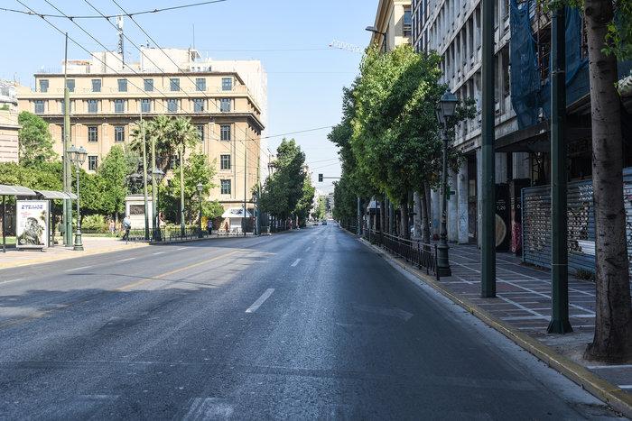 «Βόλτα» στην άδεια Αθήνα του Αυγούστου  [ΕΙΚΟΝΕΣ] - εικόνα 5