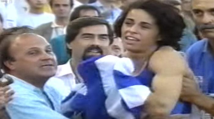 Β. Πατουλίδου: 25 χρόνια από το χρυσό μετάλλιο στη Βαρκελώνη