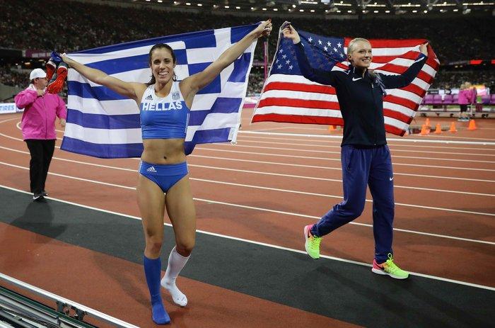 Στεφανίδη: Ο δρόμος προς την κορυφή μιας «χρυσής» αθλήτριας