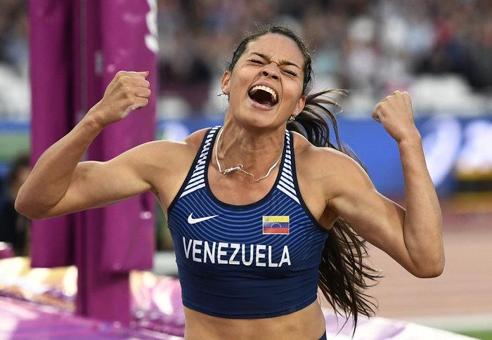 Από τις ωραιότερες αθλήτριες η Robeilys Peinado