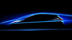 To νέο Nissan LEAF θα είναι αεροδυναμικό σαν ...σαΐτα
