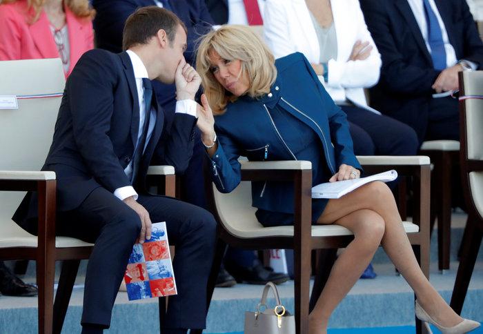Γάλλοι εναντίον Μπριζίτ Μακρόν: Δεν θέλουμε πρώτη κυρία - Γιατί αντιδρούν - εικόνα 3