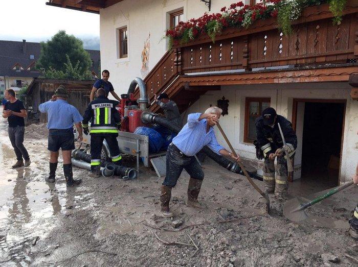 Τρελάθηκε ο καιρός στην Ιταλία, 4 νεκροί λόγω κακοκαιρίας - εικόνα 3
