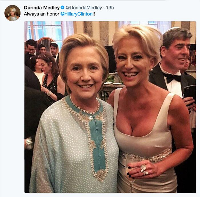 Γιατί άστραψαν τα φλας όταν εμφανίστηκε η Χίλαρι Κλίντον - εικόνα 5