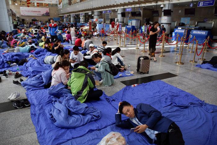 Κίνα: Φόβοι για πάνω από 100 νεκρούς από τον σεισμό στο Σετσουάν - εικόνα 3