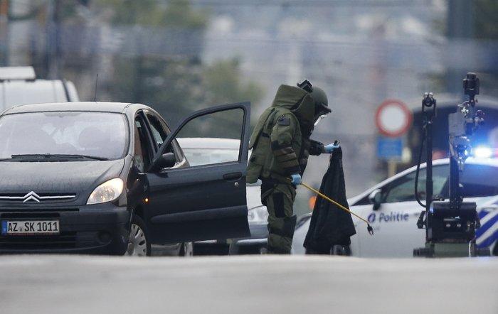 Βρυξέλλες: «Ψυχικά ασταθής» κι άοπλος ο ύποπτος του Μόλενμπεκ