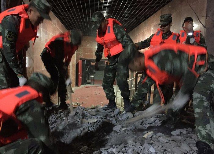 Σεισμός στην Κίνα: 9 νεκροί, 164 τραυματίες μέχρι στιγμής - εικόνα 3