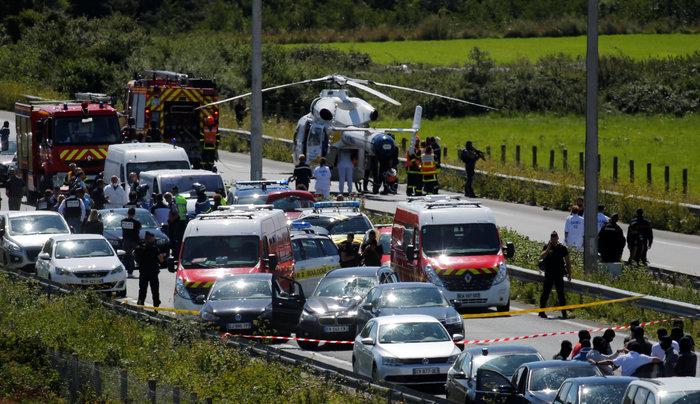 Γαλλία: Συνελήφθη ο βασικός ύποπτος για την επίθεση στο Παρίσι - εικόνα 2