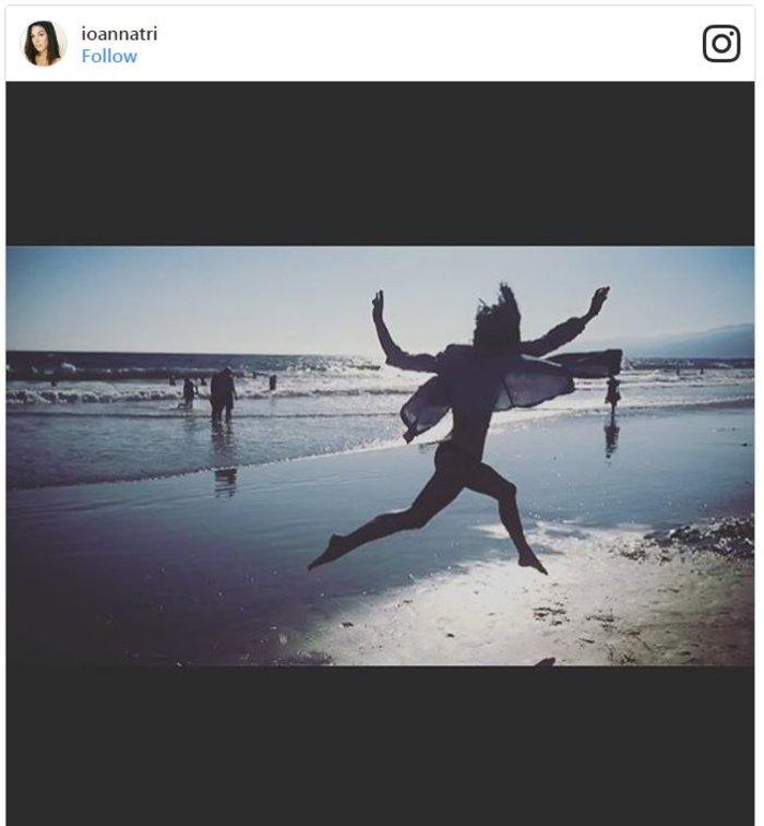 Ι. Τριανταφυλλίδου: Το φωτογραφικό άλμπουμ των διακοπών της στην Καλιφόρνια - εικόνα 2