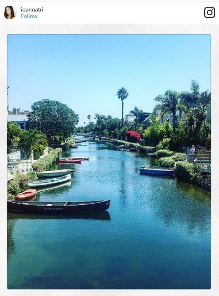 Ι. Τριανταφυλλίδου: Το φωτογραφικό άλμπουμ των διακοπών της στην Καλιφόρνια - εικόνα 4