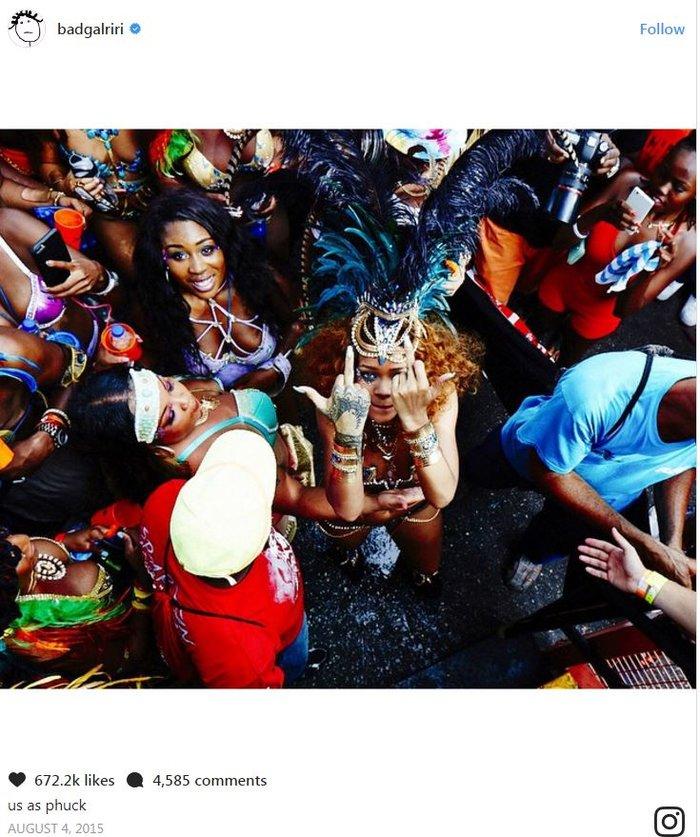 Ριάννα: Όλες οι εμφανίσεις-φωτιά στο Φεστιβάλ των Μπαρμπέιντος - εικόνα 3