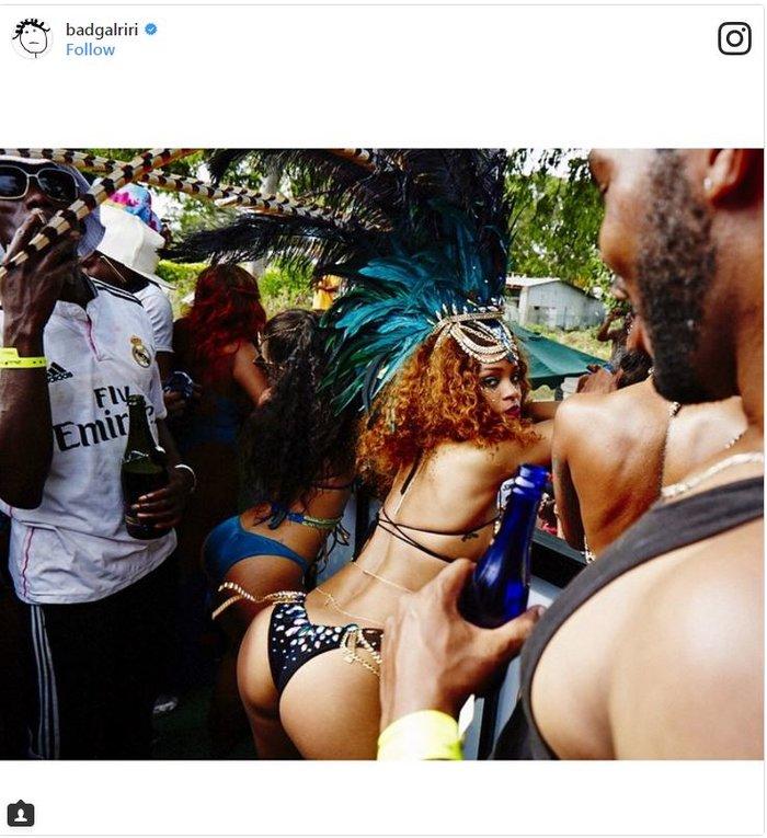 Ριάννα: Όλες οι εμφανίσεις-φωτιά στο Φεστιβάλ των Μπαρμπέιντος - εικόνα 4