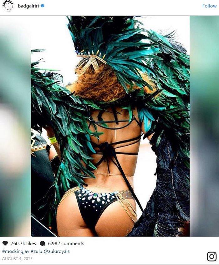 Ριάννα: Όλες οι εμφανίσεις-φωτιά στο Φεστιβάλ των Μπαρμπέιντος - εικόνα 5