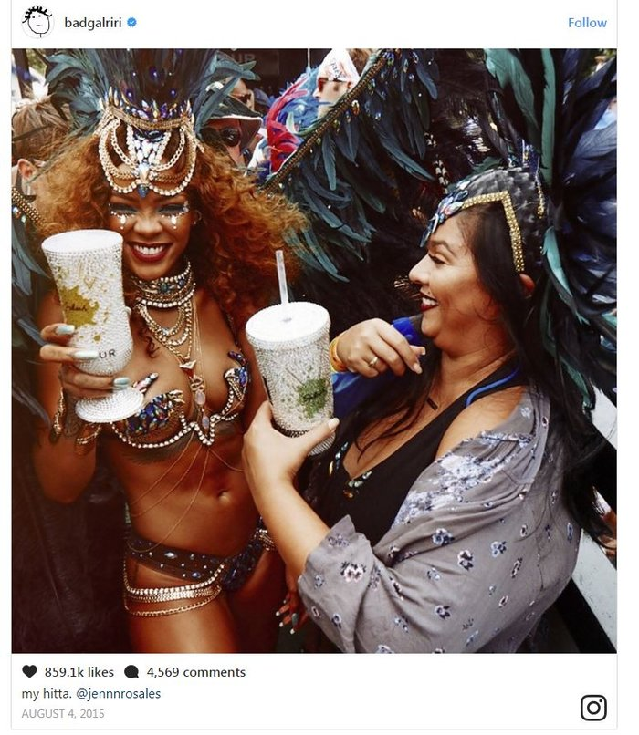 Ριάννα: Όλες οι εμφανίσεις-φωτιά στο Φεστιβάλ των Μπαρμπέιντος - εικόνα 6