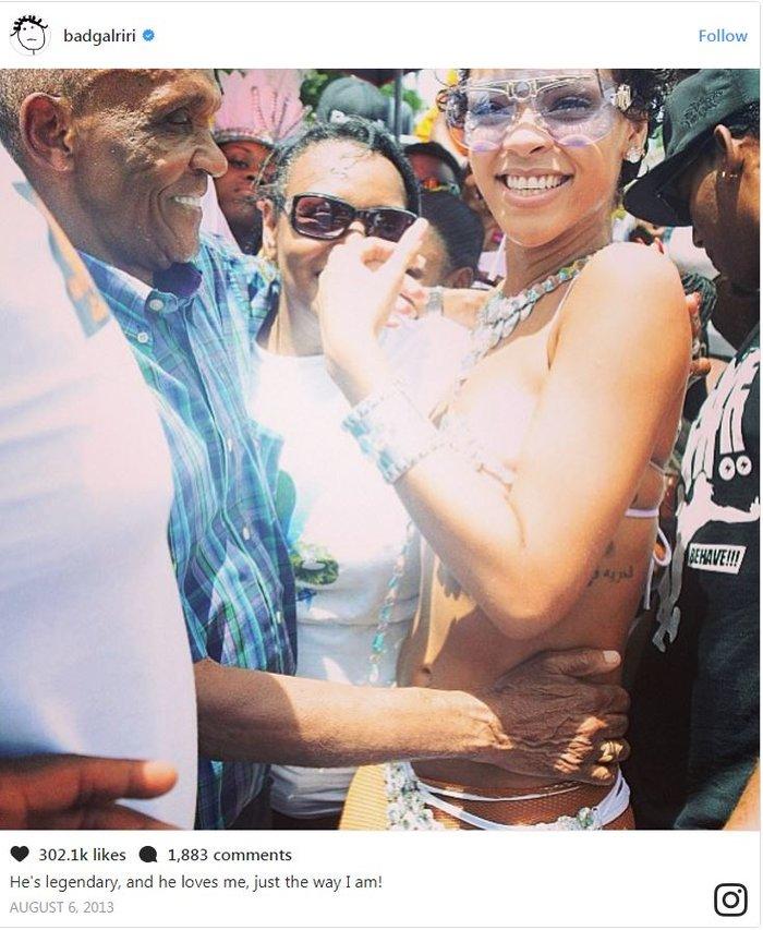 Ριάννα: Όλες οι εμφανίσεις-φωτιά στο Φεστιβάλ των Μπαρμπέιντος - εικόνα 7