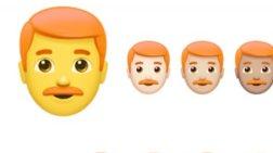 Μεγάλο παράπονο η έλλειψη Emoji για κοκκινομάλληδες