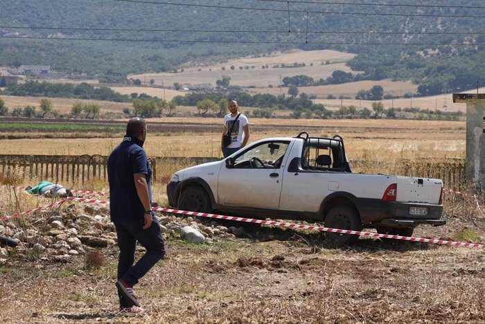 Μαφιόζικη ενέδρα με τέσσερις νεκρούς στην Απουλία -φωτό - εικόνα 2