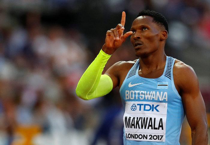 Μακουάλα: ο αθλητής που έτρεξε ολομόναχος και προκρίθηκε