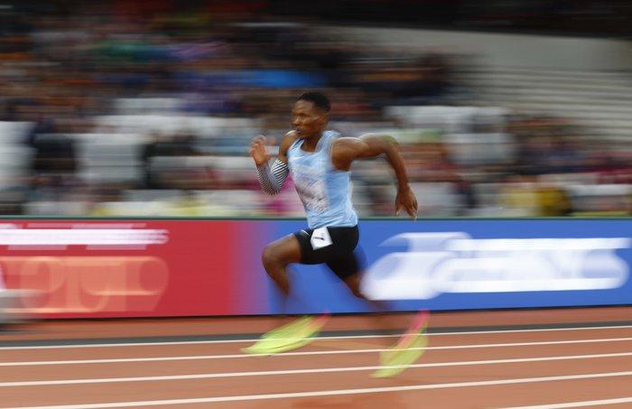 Μακουάλα: ο αθλητής που έτρεξε ολομόναχος και προκρίθηκε - εικόνα 2