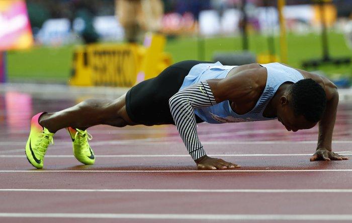 Μακουάλα: ο αθλητής που έτρεξε ολομόναχος και προκρίθηκε - εικόνα 3