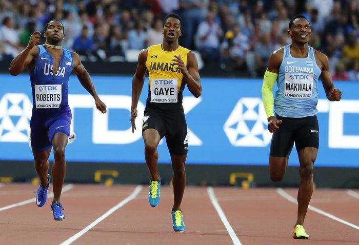 Μακουάλα: ο αθλητής που έτρεξε ολομόναχος και προκρίθηκε - εικόνα 4